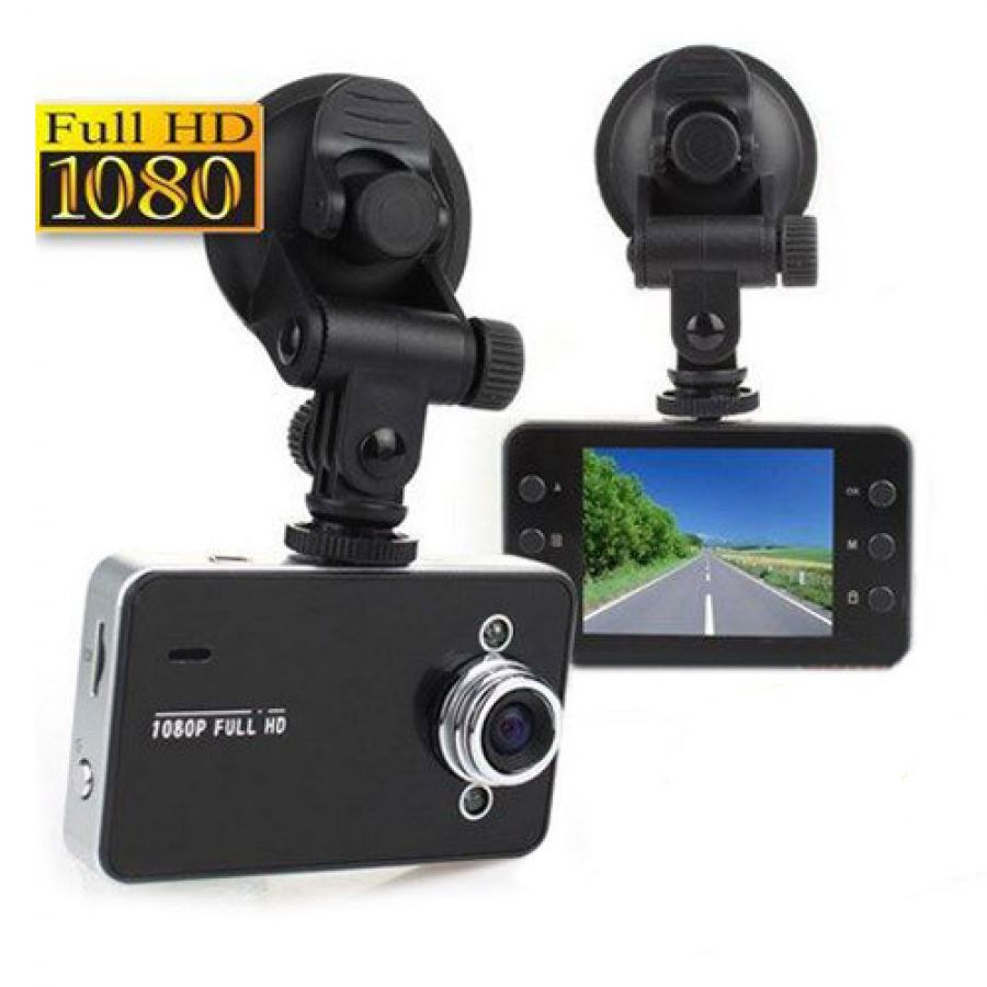 Professionele Dashcam normaal of Full HD + night vision